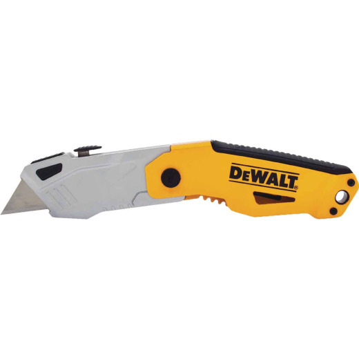 DeWalt Retractable Folding Auto-Load Utility Knife