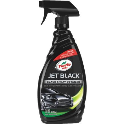 Turtle Wax Jet Black 18 oz Spray On Detailer