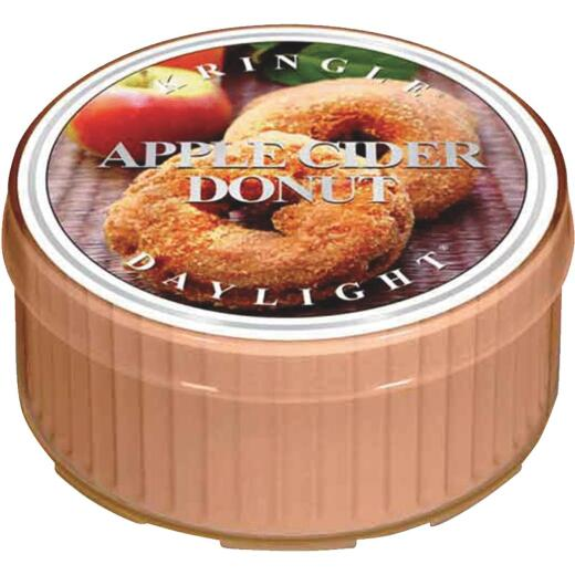 Kringle Candle Country Candle Apple Cider Donut Daylight Candle