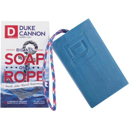 Duke Cannon 10 Oz. Big Ass Naval Soap on a Rope