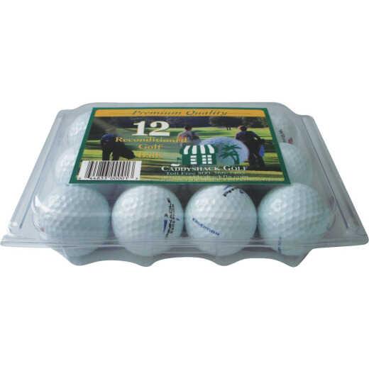 Golf Balls & Tees